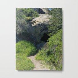 Cave Metal Print