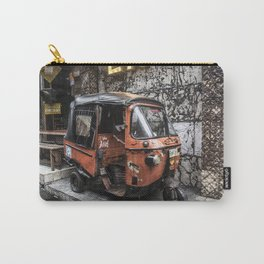 ORANGE TUK TUK Carry-All Pouch