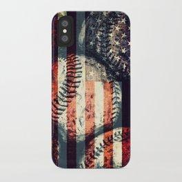 America's game iPhone Case