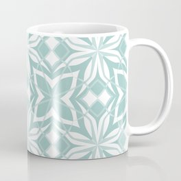 Decorative floral pattern Coffee Mug
