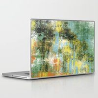 palms Laptop & iPad Skins featuring Palms by Alan Dubrovo