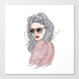 Spicy women Canvas Print