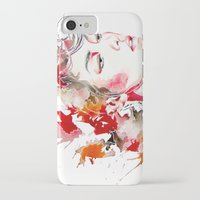 oriental iPhone & iPod Cases featuring oriental by Lua Fraga