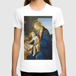 Sandro Botticelli - The Virgin and Child, 1480 T-shirt
