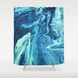 Meraki Shower Curtain