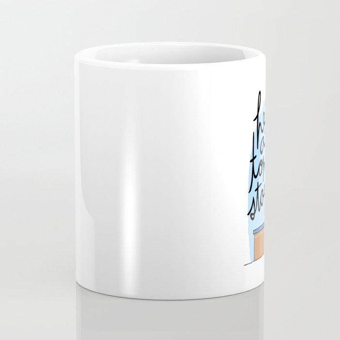 Here Are Tonight's Top Stories Coffee Mug