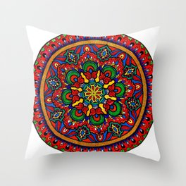 The Glazed One Throw Pillow