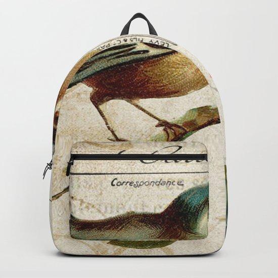 Sweet bird #2 Backpack