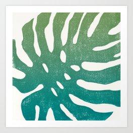 Tropical Treasures I Art Print