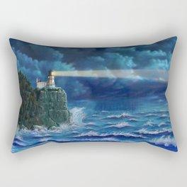 Split Rock Lighthouse, Duluth, MN Rectangular Pillow