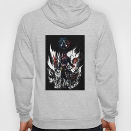 assassin's power Hoody