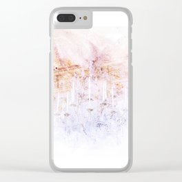 Palace Chandelier 3 Clear iPhone Case