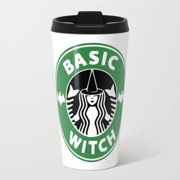 Halloween Basic Witch Travel Mug