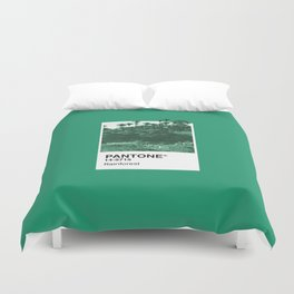 PANTONE SERIES – RAINFOREST Duvet Cover