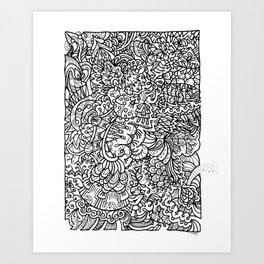 Elaborate Escape Art Print