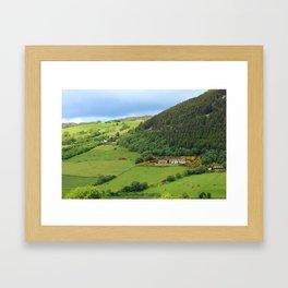 The Scottish Countryside Framed Art Print