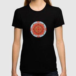 Mandala to Achieve Freedom T-shirt