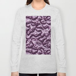 Funky Alien Brain 2B Long Sleeve T-shirt