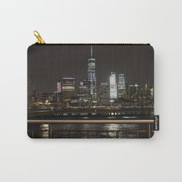 NYC Skyline from the Jersey Side Carry-All Pouch