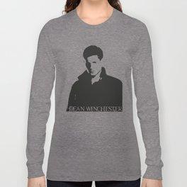 Dean Winchester Long Sleeve T-shirt