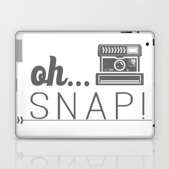 Snap! Laptop & iPad Skin