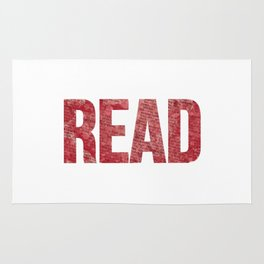 Read Dictionary Page Red Rug