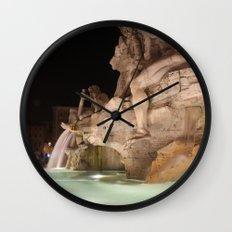 Gian Lorenzo Bernini Wall Clock