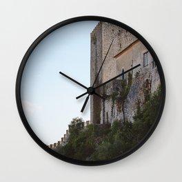 Óbidos Wall Clock