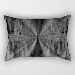 Desire BW Rectangular Pillow