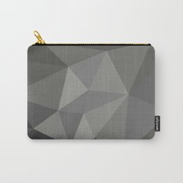 Polygon art 01 Carry-All Pouch