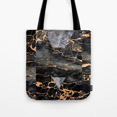 Molten Stone Tote Bag
