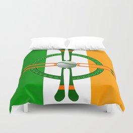 Hurley and Ball Celtic Cross Design Duvet Cover