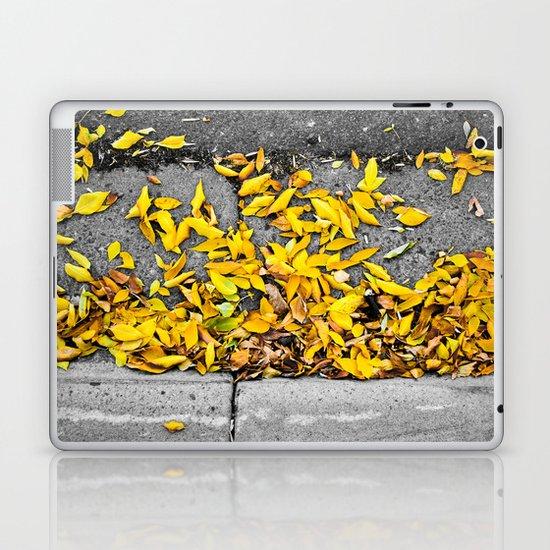 Guttered Fall Laptop & iPad Skin