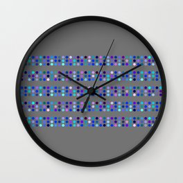 Mozaik v.2 Wall Clock