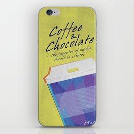 Coffee & Chocolate iPhone Skin