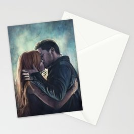 Clary & Jace Stationery Cards