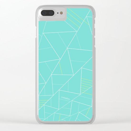 ZETA- Clear iPhone Case