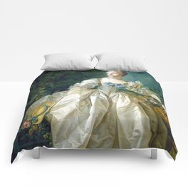 Madame Bergeret Comforters