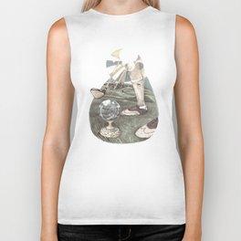 Pure Golf Biker Tank