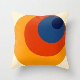 Baldruus Throw Pillow