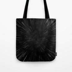 Planet Pixel Rush Tote Bag