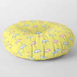 Summer Sun III Floor Pillow
