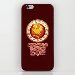 Final Fantasy VII - Chocobo Racing League iPhone Skin