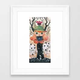 Elodie Framed Art Print