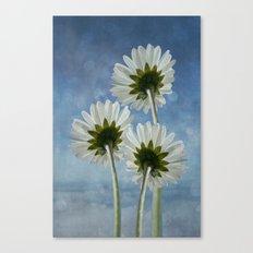 Summer romance Canvas Print