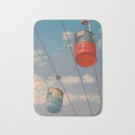 Sky Ride Bath Mat