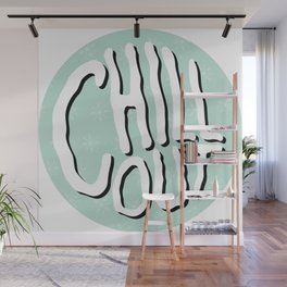 Chill Out Wall Mural
