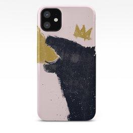 King God iPhone Case