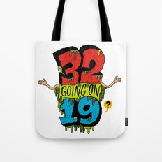 32... Tote Bag