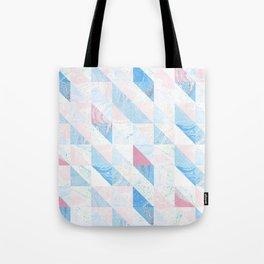 Geometric shapes Tote Bag